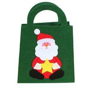 Weihnachtstote-Geschenk-Beutel, Filz Beuter, Cookie-Taschen, für Weihnachtsfest-Bevorzugungen