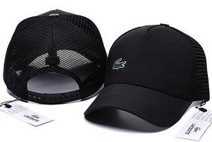 2019 Nuovo stile Moda TOP marchio Cappellini di alta qualità Ricamato hip hop Uomini donne regolabili Casuali Baseball Baseball Snapbacks Cappelli sportivi