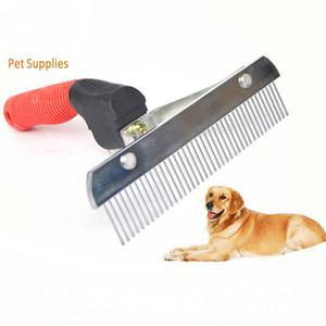 Brush cani grande dente di bellezza pettine lungo rimozione Nails pettine dei capelli Pet Pettine Big Dog Scorpion Pet Brush