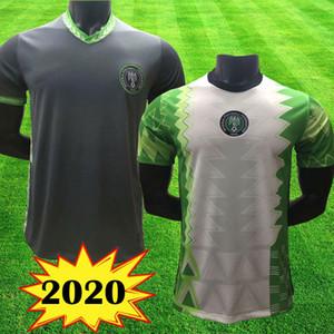 2020 Нигерия новый футбол Джерси 20 21 дом вдали Моисей OKOCHA Ахмед Майо де ног комплекты Нигерии Муса Микель IHEANACHO футболка