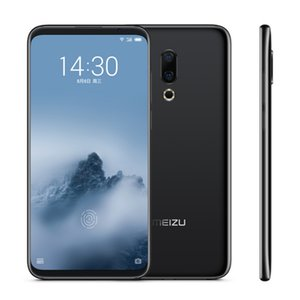 "Original Meizu 16 Plus 4G LTE teléfono celular 8 GB de RAM 128 GB 256 GB ROM Snapdragon 845 Octa Core Teléfono 20.0MP Face ID Smart Mobile 6.5"" de pantalla completa"