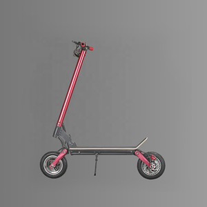 10inch tire 1000w two wheel kick scooter electric scooter foldable