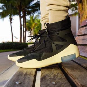 Air Fear of God 1 bottes designer mode luxe 2018 marque hommes chaussures de course tn Sneakers pour formateurs pour hommes Nouvelle Arrivée Sneaker