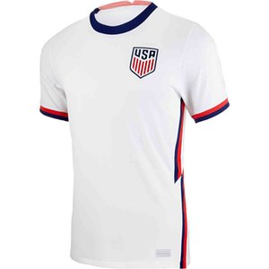 2018-2020 Америка футбол Джерси США Futbol Camisas США Национальная футбольная Camisetas Рубашка Kit Майо Maglia
