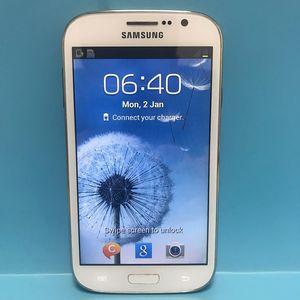 Восстановленные оригинальные Samsung Galaxy Grand Duos i9082 5.0 дюймов Dual Core 1 ГБ оперативной памяти 8 ГБ ROM 8.0 MP Dual SIM разблокирован 3G Android телефон