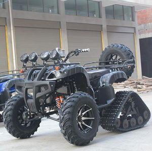 150-250 الفاخرة كبيرة الثور الثلوج سيارة الشاطئ المسار على الطرق الوعرة مركبة ATV حملة رمح أربع عجلات ATV دراجة نارية
