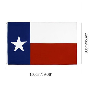 3x5 Texas State Flag, Double Sided Printing , Outdoor Indoor Hanging Advertising, Outdoor Indoor, Support Drop Shipping