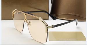 2019 Yeni Lüks Moda Mens Womens Güneş Gözlüğü Bayanlar Büyük Boy Kare Çerçeve Güneş Gözlüğü Bold Stil Güneş gözlükleri Kadınlar Marka Güneş Gözlüğü