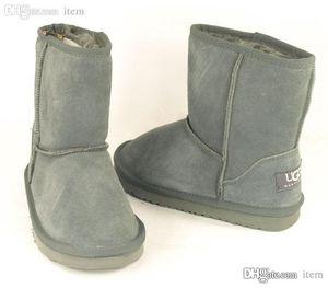 G 5281 botas de los niños real Australia de alta calidad niño niños niñas niños del bebé botas de nieve cálida Estudiantes adolescentes botas para la nieve de invierno
