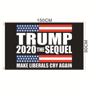 Trump 2020 Flag 90 * 150CM 3 * 5FT clássico Donald Mantenha Imprimir América Grande Digital da bandeira dos EUA Banner Home partido americano Decor Bandeira EEA1632