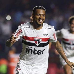 NEW 2020 2021 جميع الرعاة على ساو باولو لكرة القدم جيرسي قميص 20 21 ليبرتادوريس لكرة القدم PABLO NENE HELINHO ساو باولو camisa دي futebol