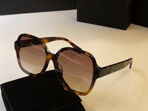 Gafas estilo anti-UV400 con encanto marco cuadrado de gafas 5580 gafas de sol elegante diseñador para mujer lente de ocio metal con cjsru