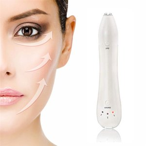 Professional Eye Massager Eye Care Instrument Supprimer les rides Dark Circle Puffiness Massage Relaxation Facial Enlèvement des rides C18112601