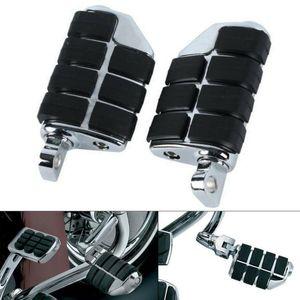 resti del motociclo maschio Monte Pedane per Softail Dyna Sportster XL