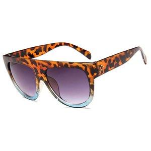 Nouveaux Lunettes de soleil léopard Tour UV400 Protection et Femmes HD Polarisée Oculos Blackout Blackout Léguminaires Square Square Hommes Sunglasses Hommes et Bhix