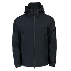 2019 Nova FC9569 Primavera Homens Outdoor Soft Shell Velo Jacket Men Sportswear térmica caça esporte de caminhada Hoodie Jackets Parka blusão