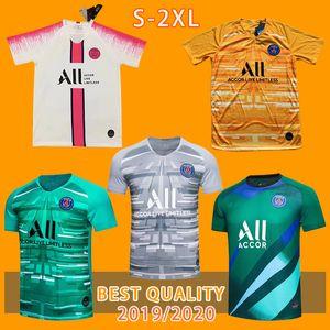 NOTICIAS 2020 jersey de fútbol PSG París camisas de fútbol Mbappé ICARDI Marquinhos Portero KEYLO NAVAS Jersey Camisetas de futbol de la camisa camisa de los hombres