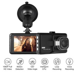 KKMOON 3 in Dash Camera Car DVR Dash Cam Video Recorder LCD FHD 1080P Camcorder Night Vision   Motion Detection   Loop Recording
