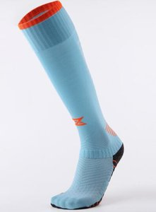 antiskid formatori calcio calze da uomo calze addensato asciugamano ginocchio fondo antiusura traspirante formazione traspirante yakuda Sport