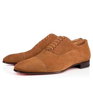 Discounts Gentleman Sneaker Greggo Orlato Flats Men Women Walking Wedding Party Dress Luxury Designer Red Sole Shoes ct10