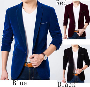 Korean Version of The Tide Youth Leisure Business Suit