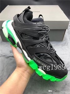 Новая версия Paris Sneaker Track 3.0 Лу мужчин и женщин на открытом воздухе спортивная обувь размер 36-45