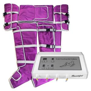 Listagem do Novo Lymph Drenagem Emagrecimento Cobertores Pressoterapia Body Shaping Perda De Peso Sauna Massager Máquina Spa Salon