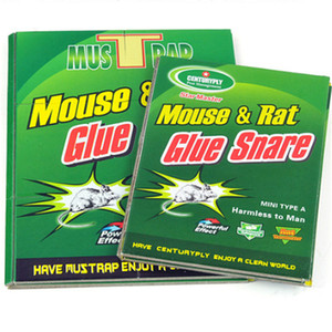 Board Powerful stick mouse trap board environmental protection non-toxic rodent paste Green rodent control board Pest control supplie