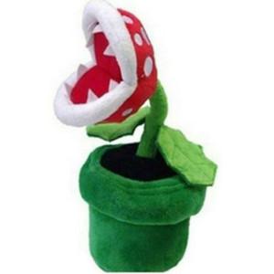 Super Mario peluche Piranha impianto Mario peluche 22CM Anime giocattoli molli dei giocattoli per il regalo Bambino Bambino Peluche Mario ha farcito il giocattolo trasporto veloce