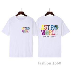 Scott T Shirt Cactus Retour Planche à roulettes pour hommes tshirt femmes rue hip-hop teinture chaud Casual rue mode T-shirt de style A1 hommes 20SS