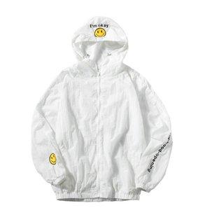 Мужская ветровка куртка Новая Повседневная Продажа Стиль Hot Mens Casual капюшон Solid Color 3 цвета плюс размером мужского пальто куртки Азиатского S-3XL