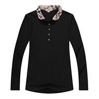 Mulheres Primavera Impresso Único Breasted Blusas Nova Moda Outono Camisas de Grife De Luxo Tops de Manga Comprida