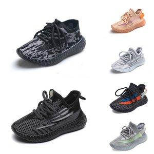 2020 Kanye West Infant Clay 72 Toddler Kids Big Children Running Shoes Static Gid Chaussure De Sport Pour Enfant Boys Girls Trainers 28-3 #14