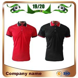 1999/2019 United Polo Fussball Jersey 2019 Manchester Red Pogba Lukaku Polo Hemd Black Lingard Mata Football Polo