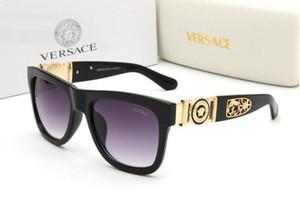 2020 فاخر ساحة انن النظارات الشمسية مع ختم UV400 الإطار الكامل النظارات الشمسية للمرأة الرجال اكسسوارات أزياء عالية الجودة 0663