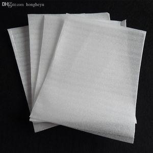 All'ingrosso-10 * 20cm 0,5 millimetri 50Pcs EPE imballaggio sacchetti di schiuma di protezione da imballaggio Wrap gomma piuma di Eva Sheet Consiglio di isolamento Verpakking