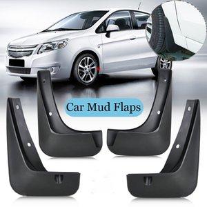 4x Mud Flaps Splash Guards Mudguard para Chevrolet Sonic / Aveo 2011 2012 2013 2014