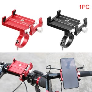 Motorcycle Aluminum Alloy Bracket For Phone GPS Bicycle Mount Phone Holder Clip On Stable Durable