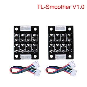 3 части Аксессуары 4шт TL-плавная V1.0 Аддон Модуль 3D Части принтера для 3D Motor Printer Driver RepRap I3 Mk8 Эндера 3