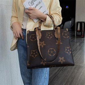2020 novo arrivel Designer Grande Capacidade Casual Totes de alta qualidade Mulheres Bolsa e bolsas de luxo de moda Messenger Bag Ombro
