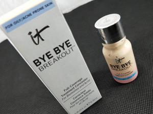 2019 مكياج جديد ByE BYE Pores Primer matte skin perfect perfect primer Concealer Foundation Primer50ml