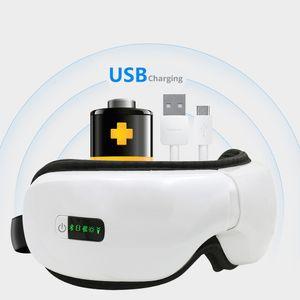 Electric Air Pressure Eye Massager Bluetooth Smart Wireless Eyes Massager Hot Compress Eye Fatigue Relieve Music Massage Therapy