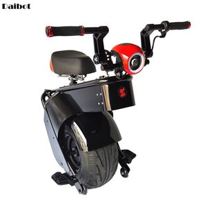 새로운 강력한 전기 스쿠터 1000W 60V 한 휠 자체 균형 스쿠터 큰 타이어 오토바이 전기 외발 자전거 스쿠터 성인