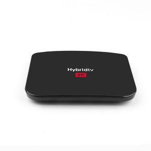 MECOOL M8S PLUS TV Box DVB S905Dx2Android 9,0 Quad-core de 2 GB / 16 GB reproductor multimedia inteligente 2.4GWIFI DVB-S2 certificado de Google