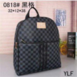 2020 men women Outdoor Backpack student School Bag Women PU Leather Designers Travel bag shoulder bag
