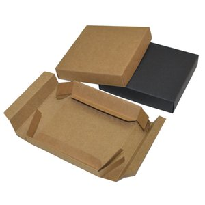 10pcs 11 size multi color gift box big with lid paper box gift for packaging custom kraft paper boxes big giftbox for packing
