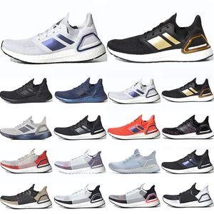 Adidas Ultra Boost 19 Neue 12 12s Männer Basketball Schuhe CP3 Klasse von 2003 Michigan Bulls Rote Universität Blau College Navy Designer Trainer Sport Turnschuhe Größe 8-13