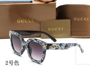 Güneş gözlüğü Erkek Moda Kanıt Güneş Tasarımcı Gözlük Yüksek Kalite UV Koruma Moda Gözlük Moda Kadın Sunglass 0035