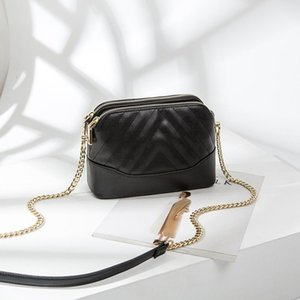 Designer-Rangers bag 2019 new popular Messenger small fragrant wind female bag leather handbag chain of wild ins