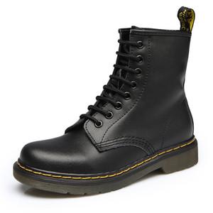 Горячие Sale-Boots Женская Обувь из Натуральной Кожи Для Зимних Ботинок Обувь Женская Мода Теплая Натуральная Кожа Botas Mujer Женский Лодыжки